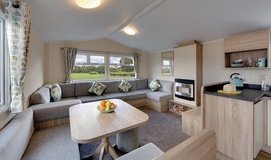 Willerby Lymington Belford Northumberland ideal caravans Large Image 1