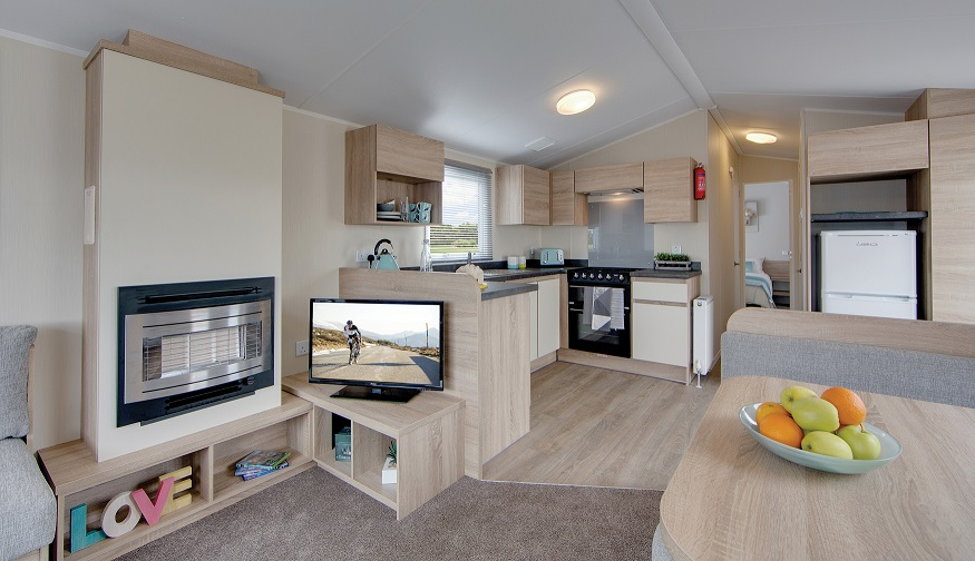 Willerby Lymington Belford Northumberland ideal caravans Large Image 2