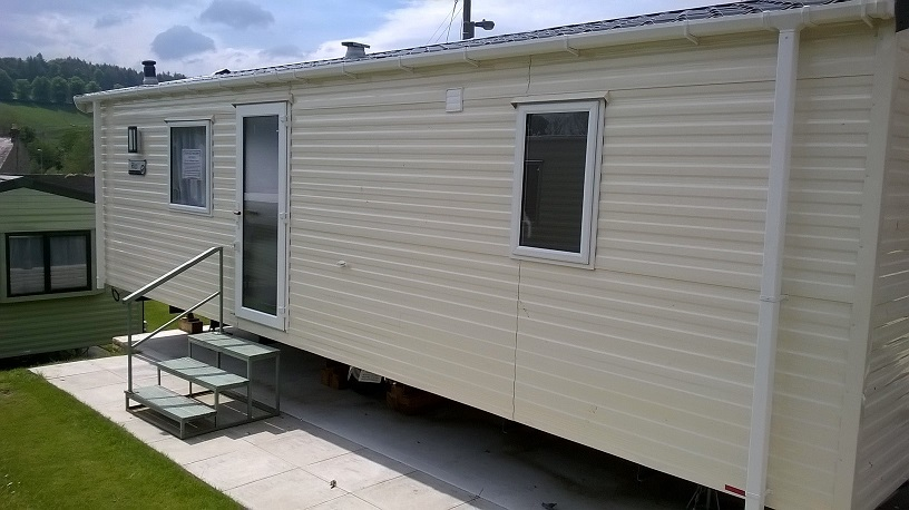 caravan for sale Stanhope Caravan Park Weardale Durham ideal Caravans Large Image 4