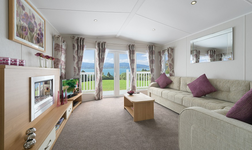 Willerby Sierra caravan Bishop Auckland Durham ideal caravans Large Image 1