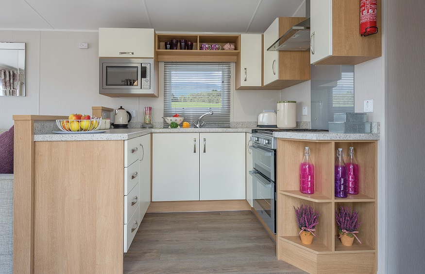Willerby Sierra caravan Bishop Auckland Durham ideal caravans Large Image 3