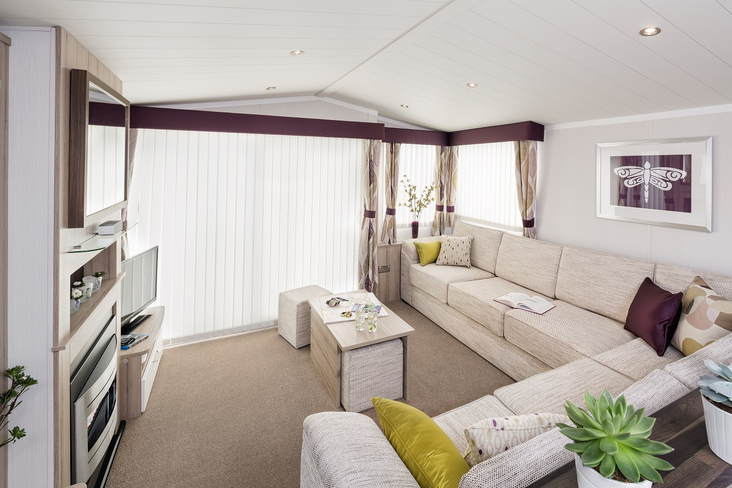 Swift Moselle east yorkshire ideal caravans Large Image 1