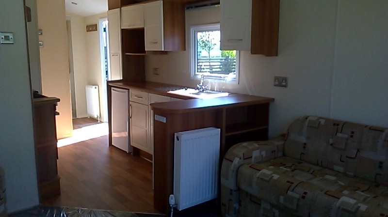 Willerby caravan for sale Rothbury Northumberland ideal caravans Clennell Hall Riverside Holiday Park Alwinton Large Image 2