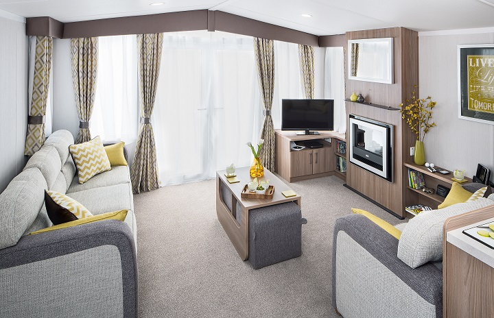 Swift Bordeaux ideal caravans Morpeth Durham Morpeth Northumberland Large Image 1