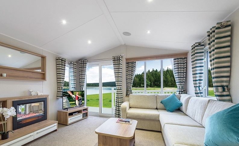 Willerby Granada ideal caravans Adderstone Belford Northumberland Large Image 1