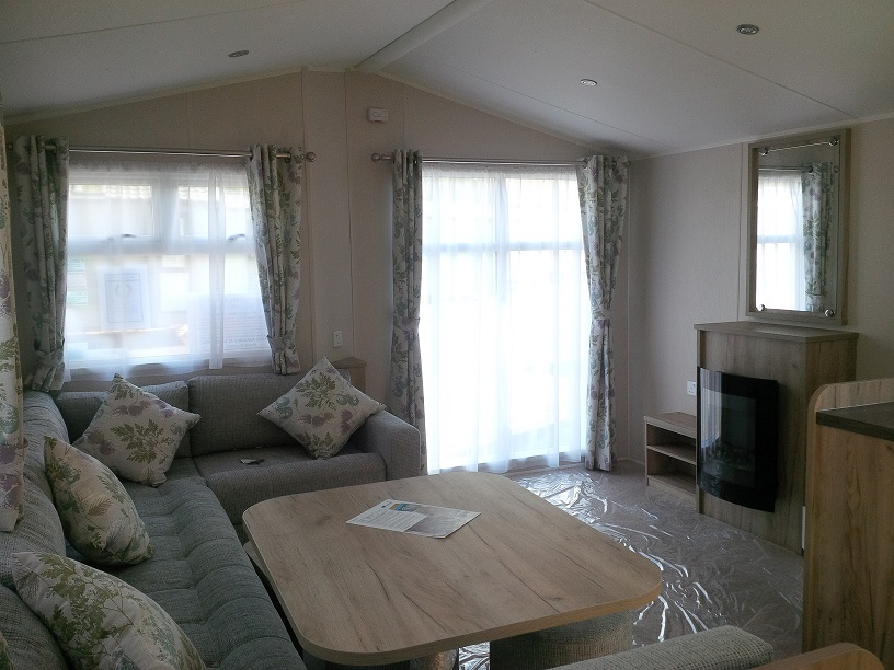 Willerby Skye - 3 Bedrooms: New Static Caravans and Holiday Homes for Sale, Adderstone, Belford Large Image 1