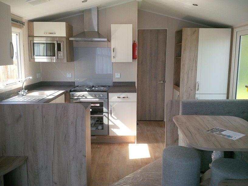 Willerby Skye - 3 Bedrooms: New Static Caravans and Holiday Homes for Sale, Adderstone, Belford Large Image 2