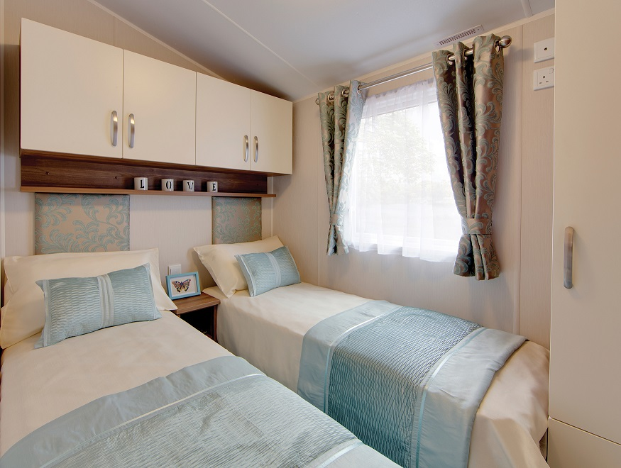 green Willerby Avonmore for sale ideal caravans 35 model Green ideal caravans Large Image 5
