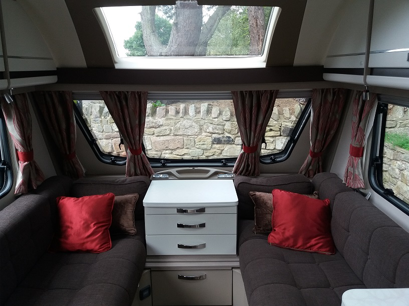 Sterling Eccles Quartz ideal caravans Clifton Morpeth Northumberland Large Image 1