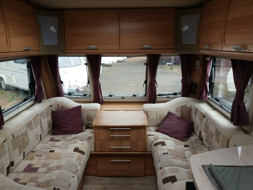 Bailey Unicorn Valencia tourer ideal caravans Northumberland ideal caravans Clifton Morpeth Large Image 1