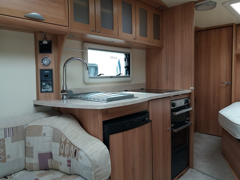 Bailey Unicorn Valencia tourer ideal caravans Northumberland ideal caravans Clifton Morpeth Large Image 2