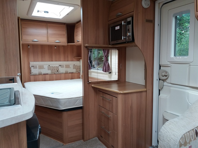 Bailey Unicorn Valencia tourer ideal caravans Northumberland ideal caravans Clifton Morpeth Large Image 3