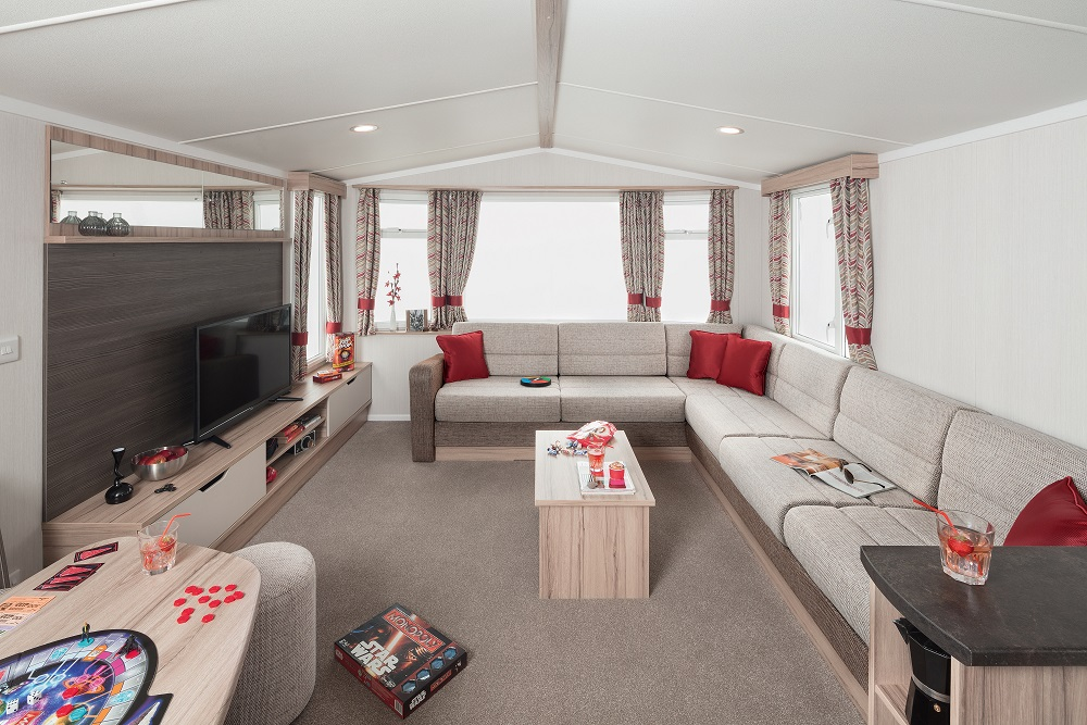 Swift Loire for sale Northumberland ideal caravans Large Image 1