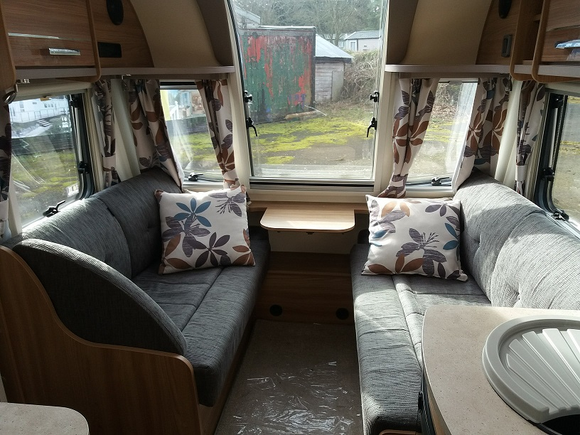 Bailey Pegasus Modena: Used Touring Caravans for Sale, Clifton, Morpeth Large Image 1