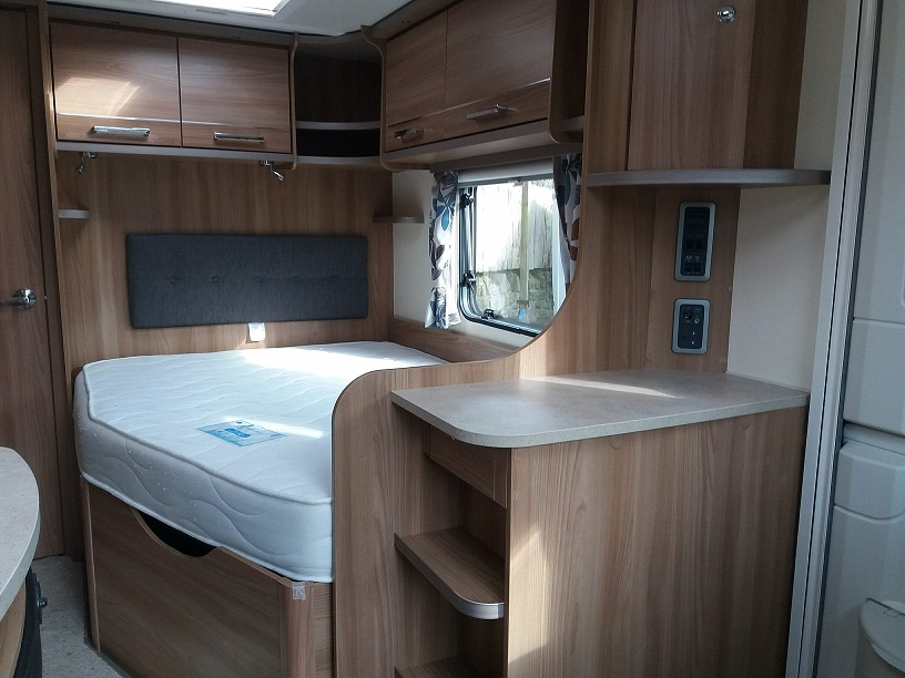 Bailey Pegasus Modena: Used Touring Caravans for Sale, Clifton, Morpeth Large Image 3