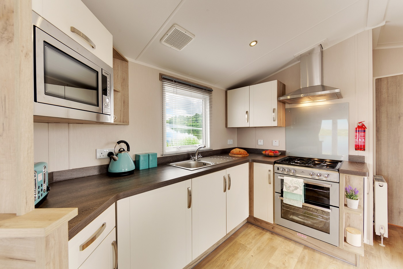 Willerby Skye: Static Caravans and Holiday Homes for Sale on Caravan Parks, South Shields, Durham and Weardale Large Image 3