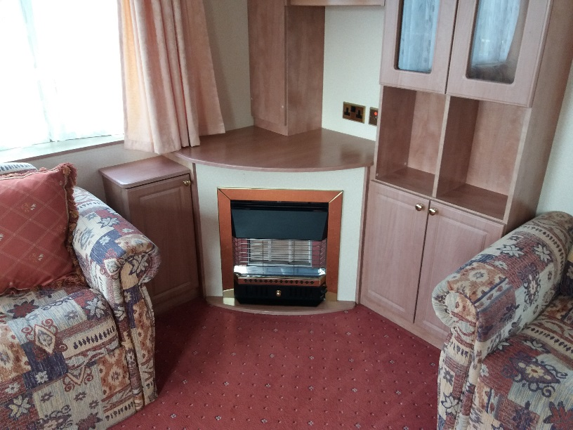 BK Bluebird Ideal Paradise Classic: Static Caravans and Holiday Homes for Sale on Caravan Parks, Bellingham, Northumberland Large Image 1