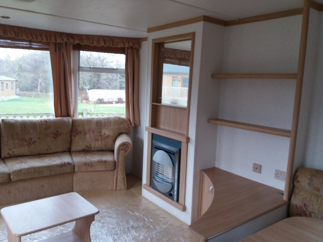 Carnaby Siesta caravan for sale Cumbria near the Lake District Large Image 1