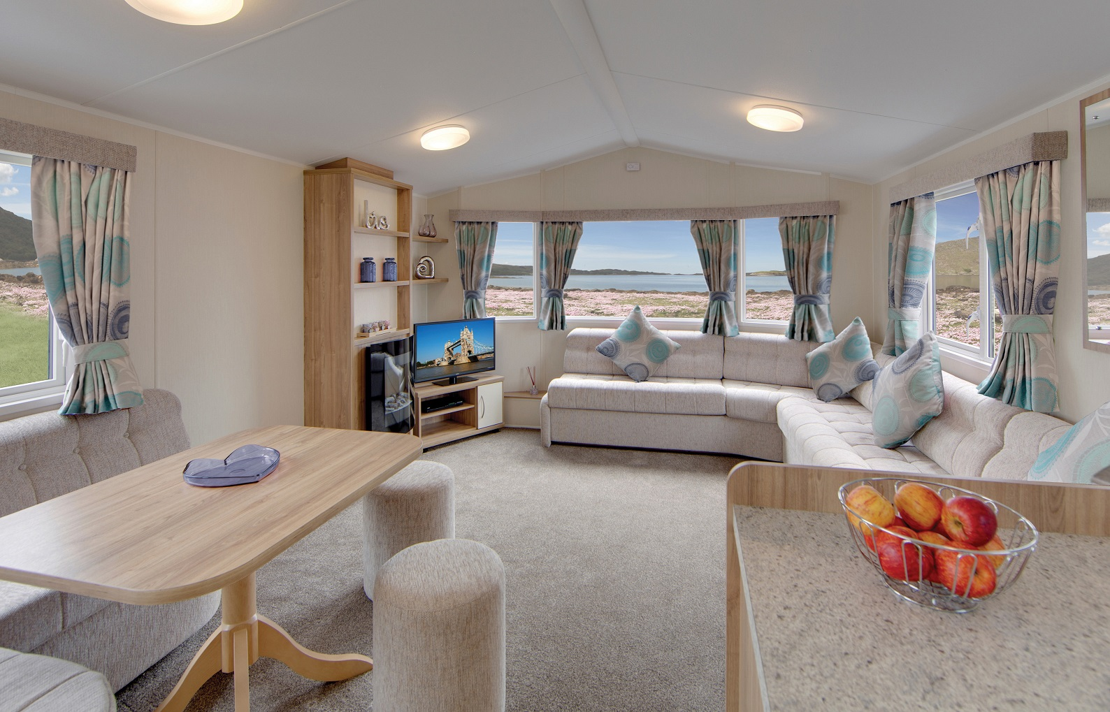 static caravan for sale Seahouses Northumberland ideal caravans Large Image 1