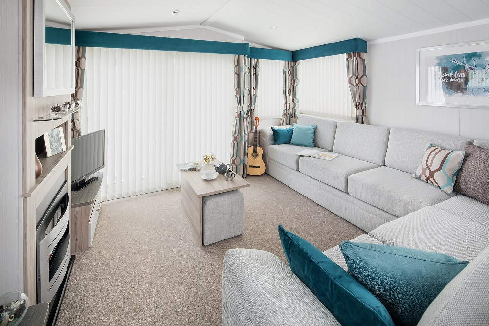 Swift Moselle: New Static Caravans and Holiday Homes for Sale, Langley Moor, Durham Large Image 1