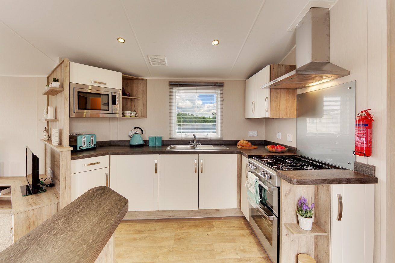Willerby Skye - 3 Bedrooms: New Static Caravans and Holiday Homes for Sale, Langley Moor, Durham Large Image 2