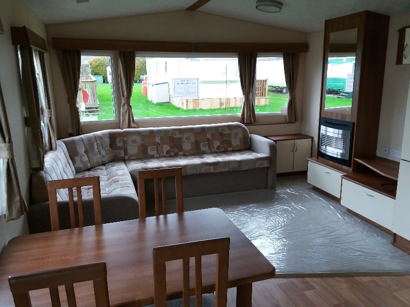 ABI Vista Platinum caravan for sale Rothbury Northumberland ideal caravans Large Image 1
