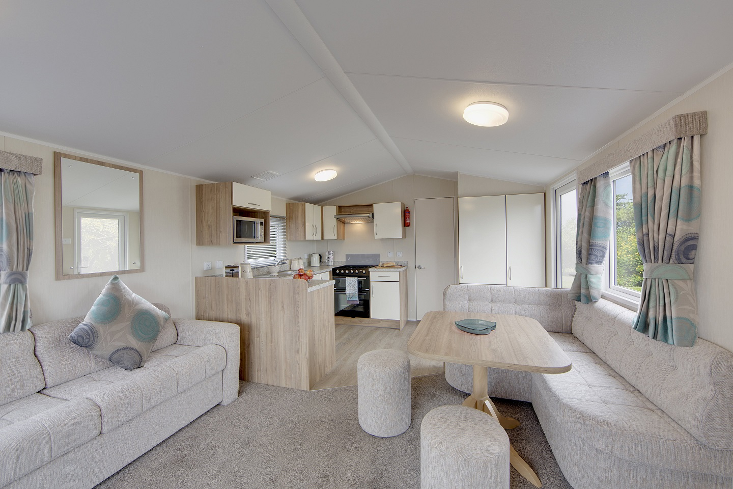 Willerby Rio Gold - 3 Bedrooms: New Static Caravans and Holiday Homes for Sale, Adderstone, Belford Large Image 2