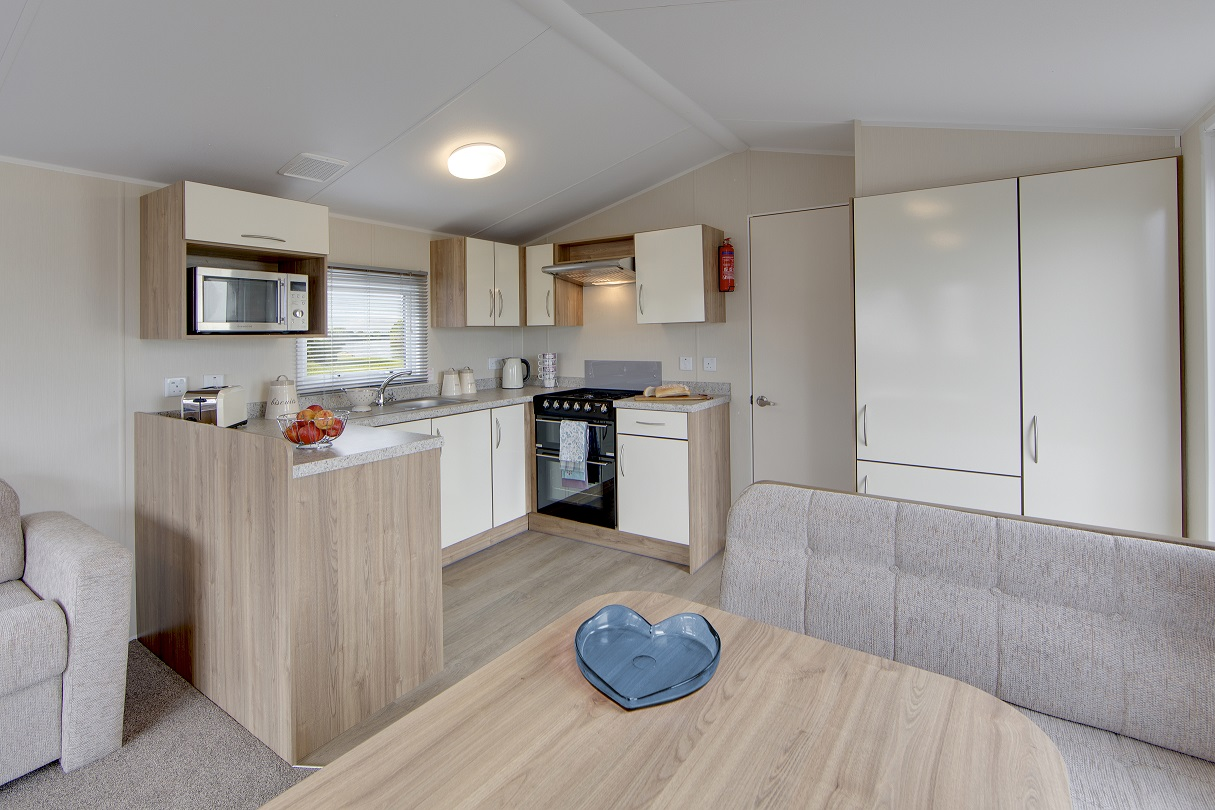 Willerby Rio Gold - 3 Bedrooms: New Static Caravans and Holiday Homes for Sale, Adderstone, Belford Large Image 3