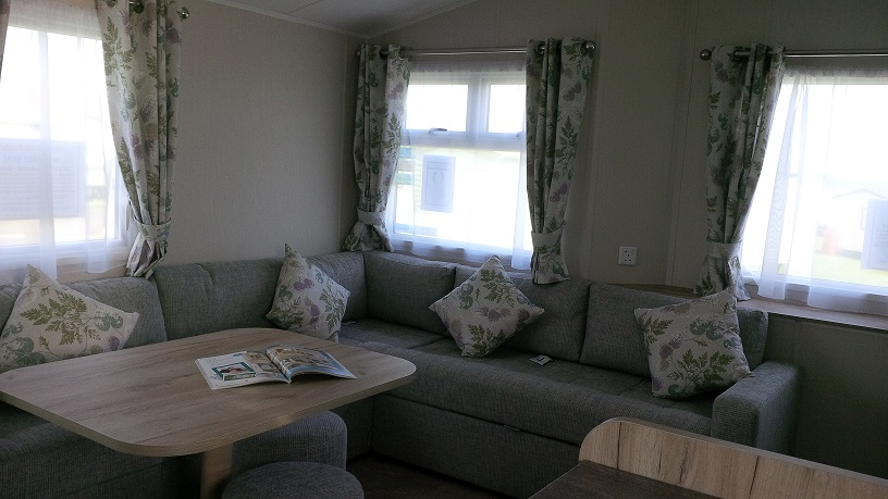 Willerby Skye caravan for sale Seahouses Northumberland Large Image 1