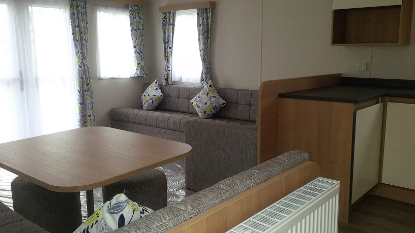 Willerby Mistral: Static Caravans and Holiday Homes for Sale on Caravan Parks, Richmond, North Yorkshire Large Image 1