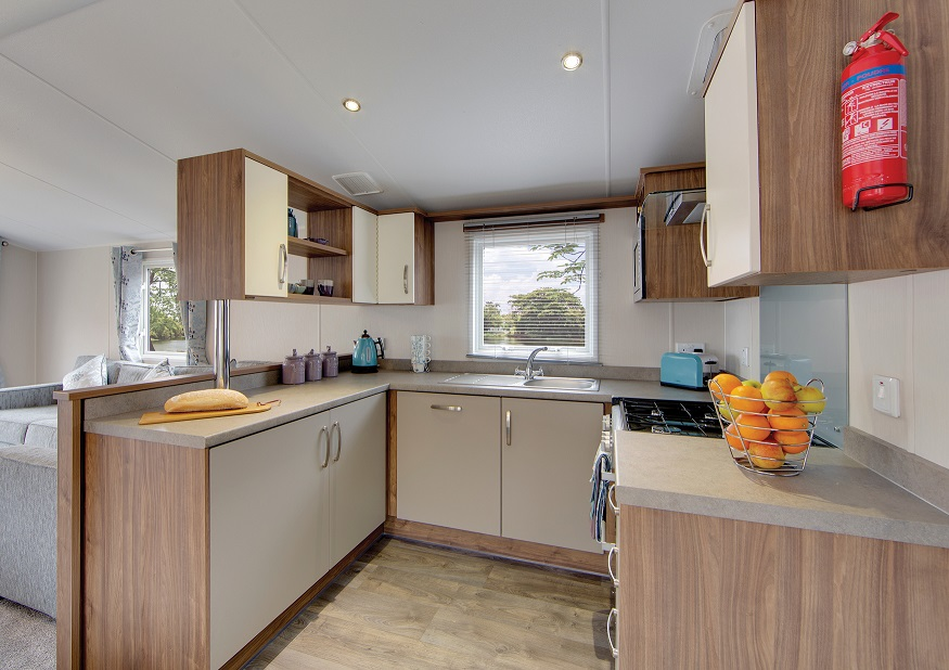 Willerby Avonmore Limited Edition: Static Caravans and Holiday Homes for Sale on Caravan Parks, Nidderdale, North Yorkshire Large Image 2