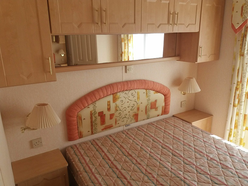 Willerby Aspen caravan for sale Northumberland Clennell Hall Alwinton Large Image 4