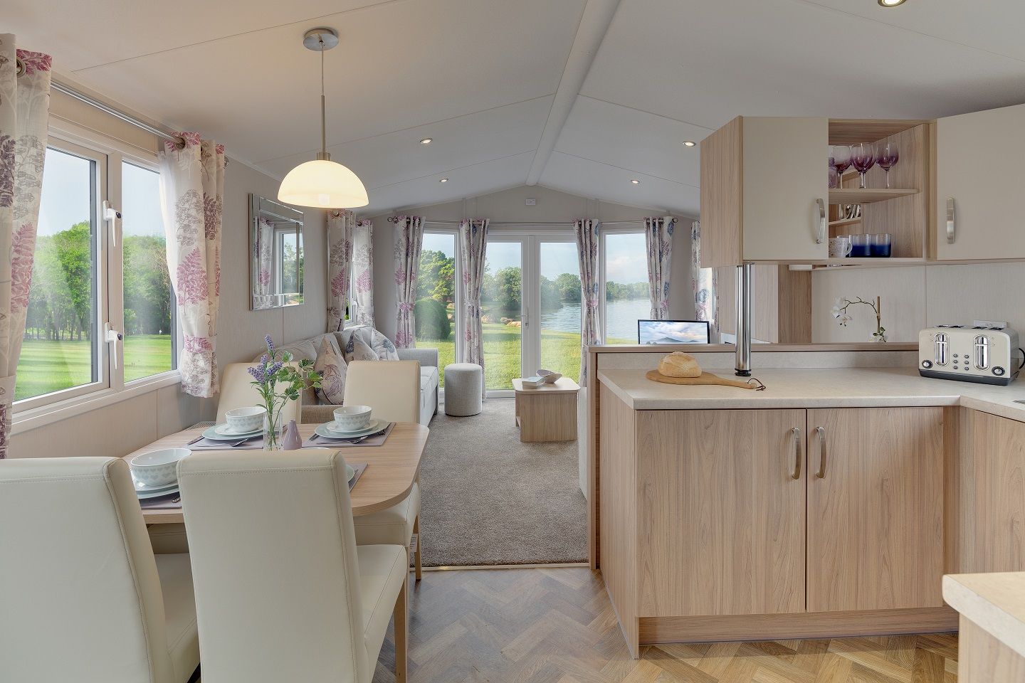 Willerby Brockenhurst: New Static Caravans and Holiday Homes for Sale, Clifton, Morpeth Large Image 1