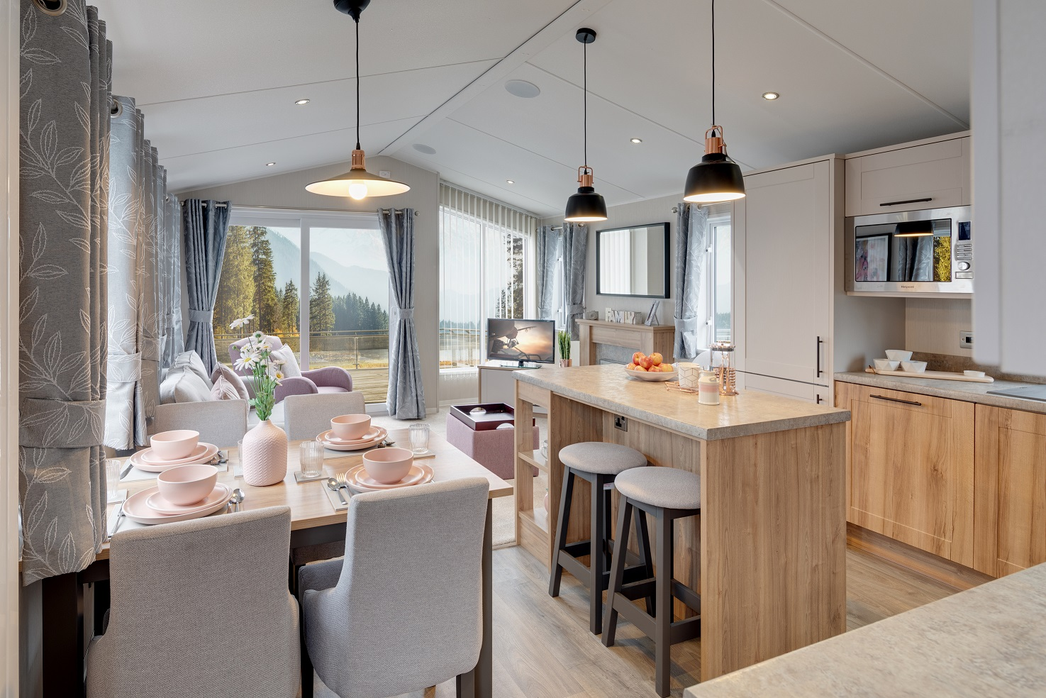 Willerby Waverley: New Static Caravans and Holiday Homes for Sale, Clifton, Morpeth Large Image 1