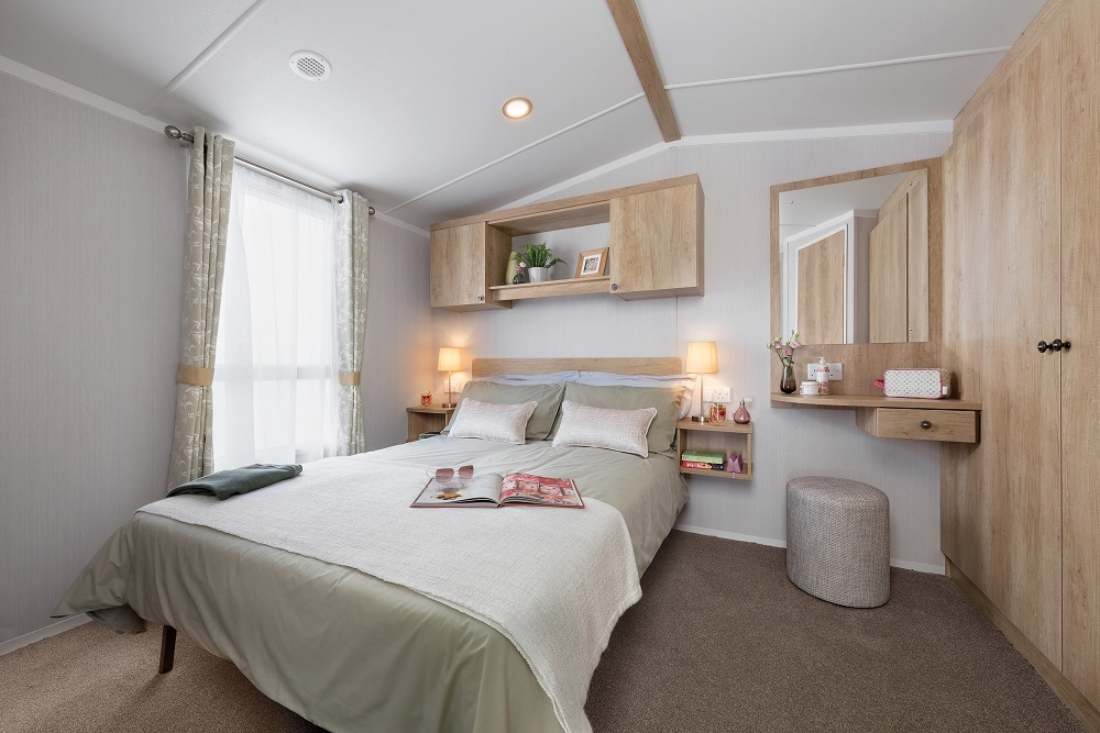 Swift Burgundy: New Static Caravans and Holiday Homes for Sale, Langley Moor, Durham Large Image 3