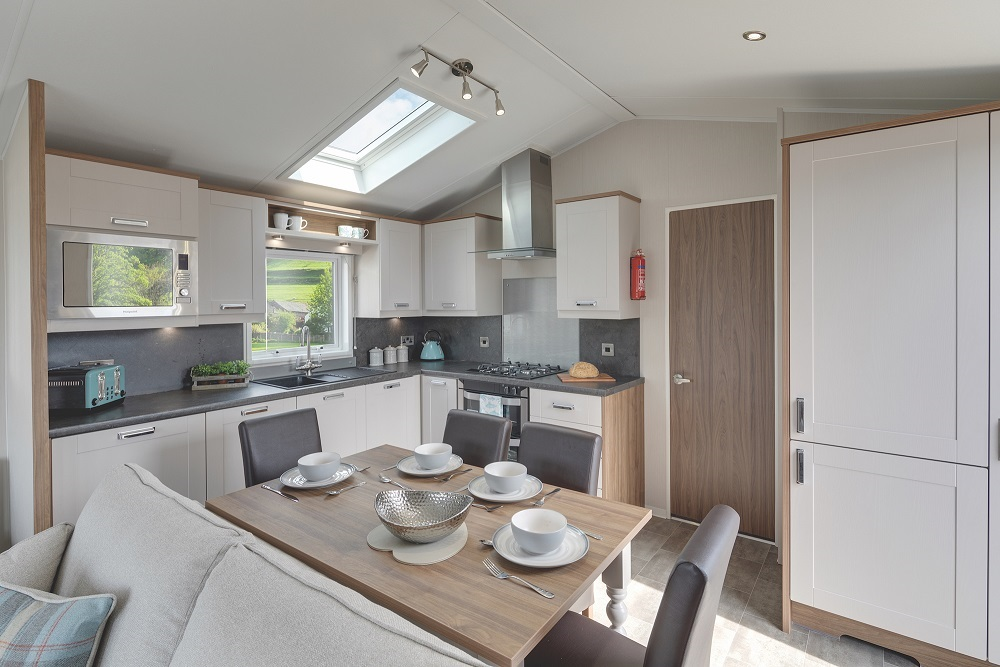 Willerby Sheraton Elite: New Static Caravans and Holiday Homes for Sale, Available to Order Large Image 2