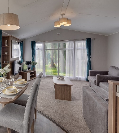 Willerby Avonmore: Static Caravans and Holiday Homes for Sale on Caravan Parks, Ripon, North Yorkshire Large Image 1