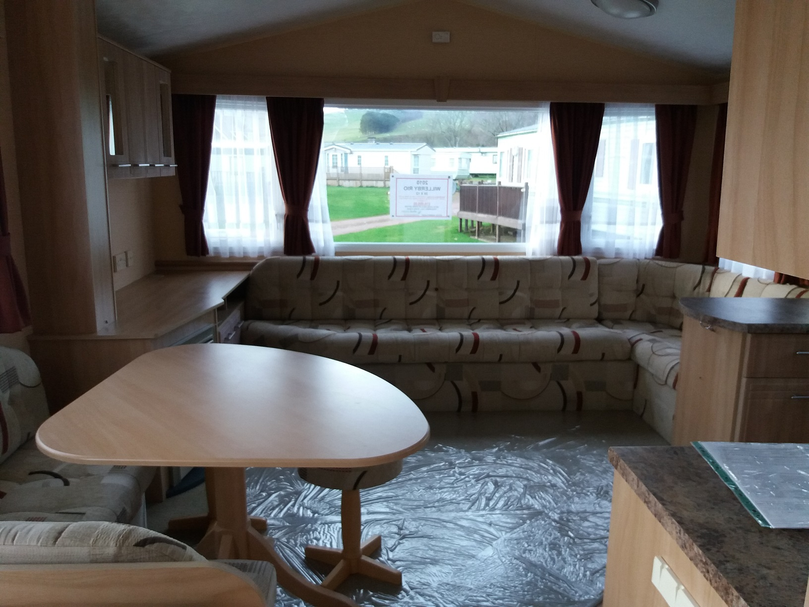 Willerby Rio: Static Caravans and Holiday Homes for Sale on Caravan Parks, Rothbury, Northumberland Large Image 1