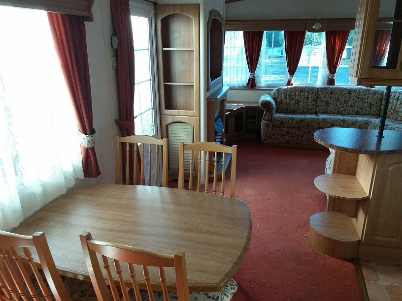 Willerby Granada: Static Caravans and Holiday Homes for Sale on Caravan Parks, Hexham, Northumberland Large Image 1