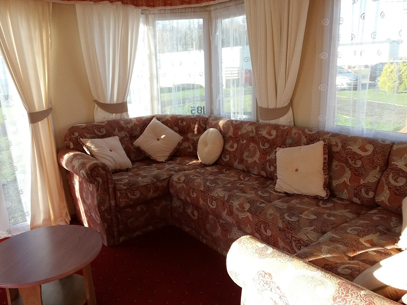 BK Bluebird Sheraton: Static Caravans and Holiday Homes for Sale on Caravan Parks, Belford, Northumberland Large Image 1