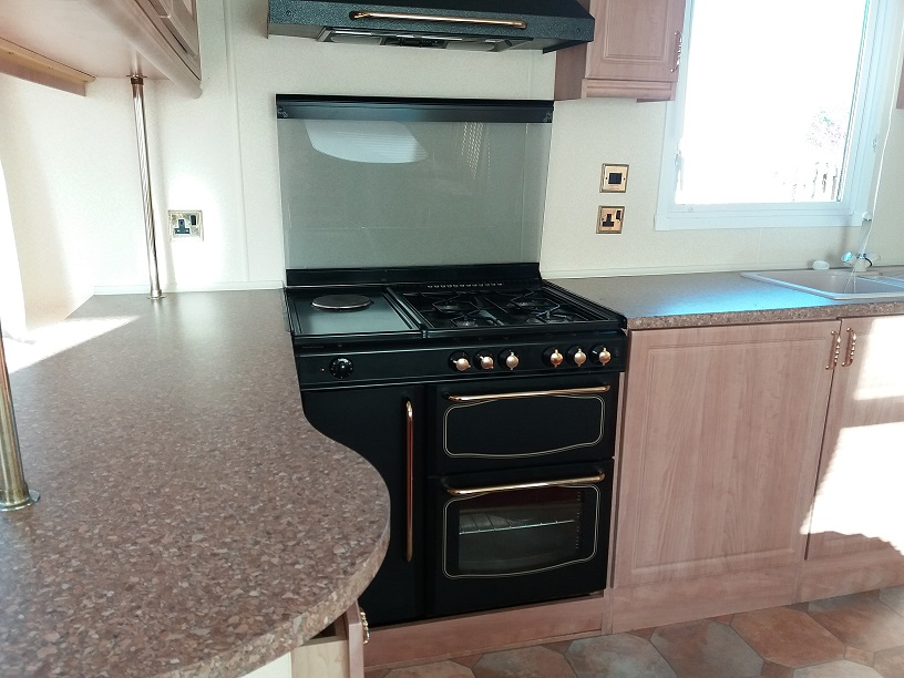 BK Bluebird Sheraton: Static Caravans and Holiday Homes for Sale on Caravan Parks, Belford, Northumberland Large Image 2