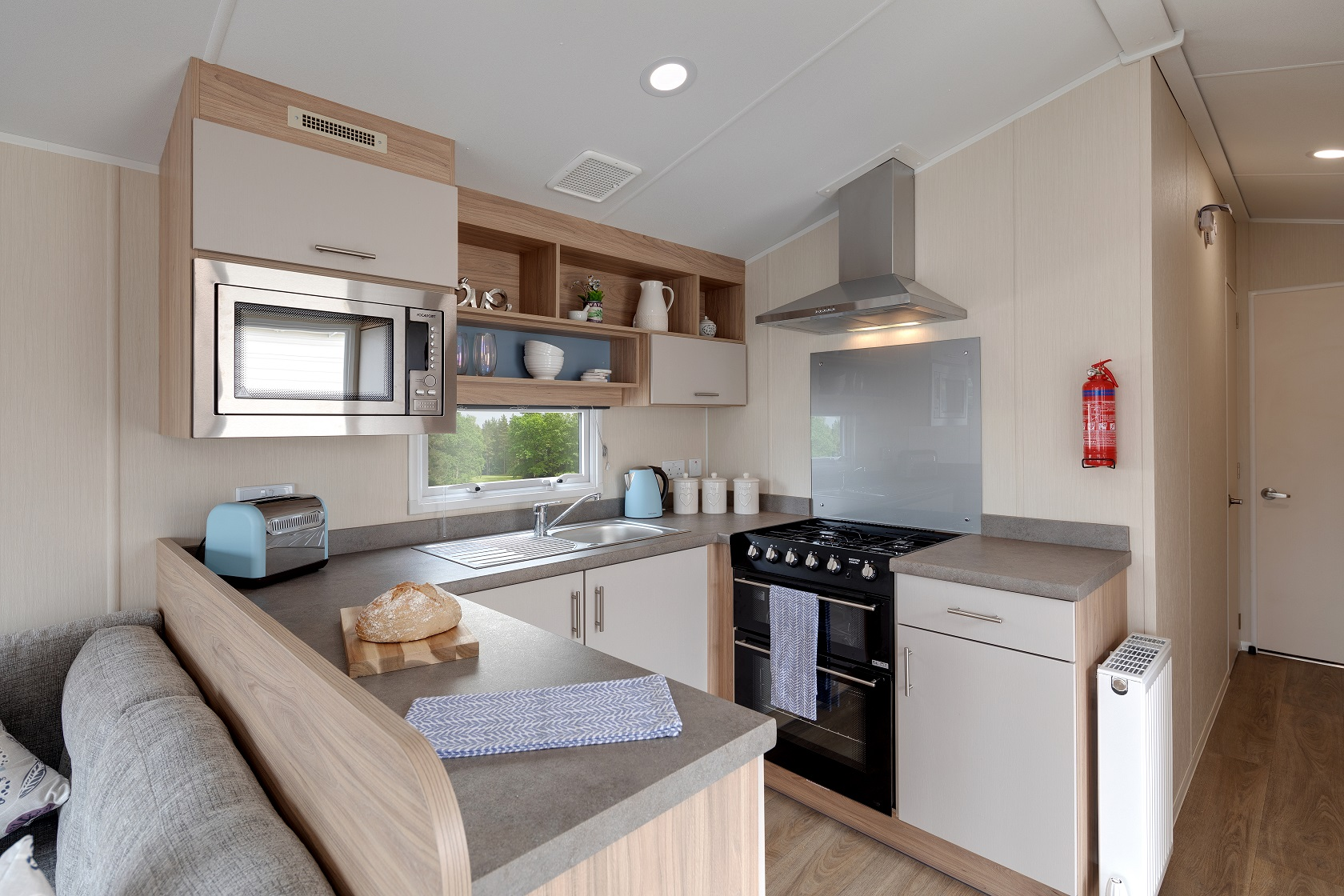 Willerby Linwood: New Static Caravans and Holiday Homes for Sale, Langley Moor, Durham Large Image 3