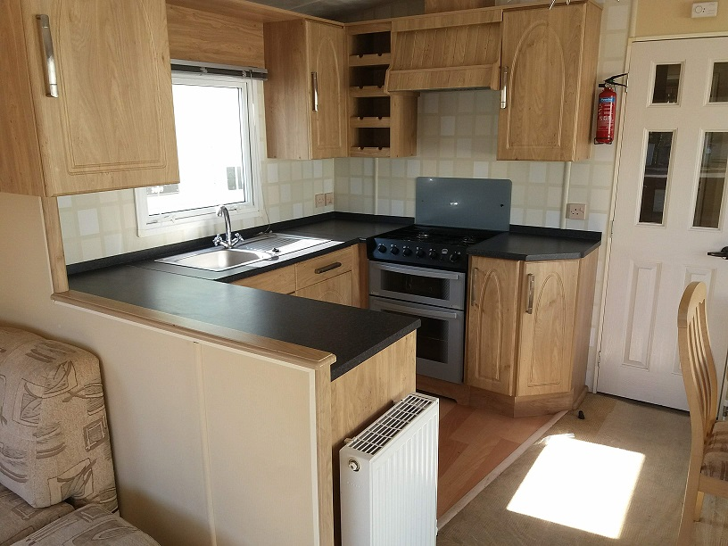 Cosalt Sandhurst: Used Static Caravans and Holiday Homes for sale, Clifton, Morpeth Large Image 2