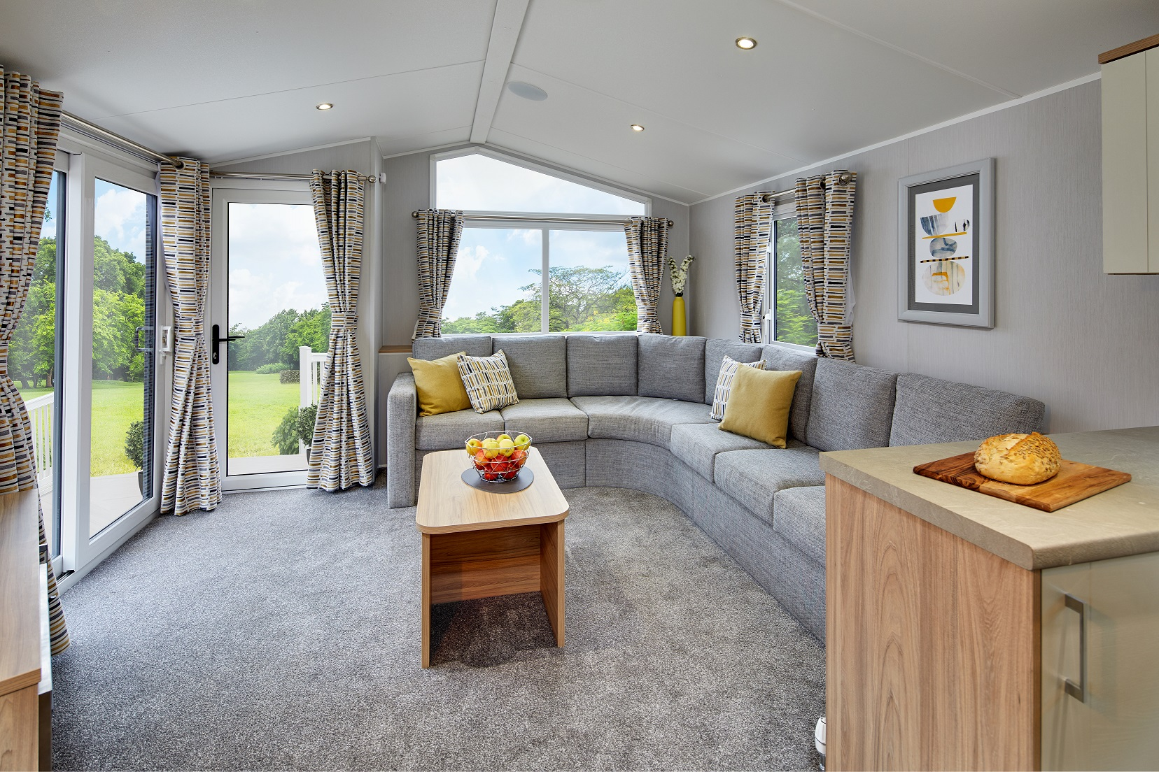 Willerby Castleton: Static Caravans and Holiday Homes for Sale on Caravan Parks, Barnard Castle, Durham and Weardale Large Image 1
