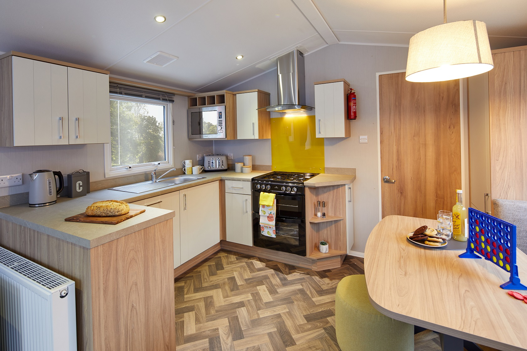 Willerby Castleton: Static Caravans and Holiday Homes for Sale on Caravan Parks, Barnard Castle, Durham and Weardale Large Image 3
