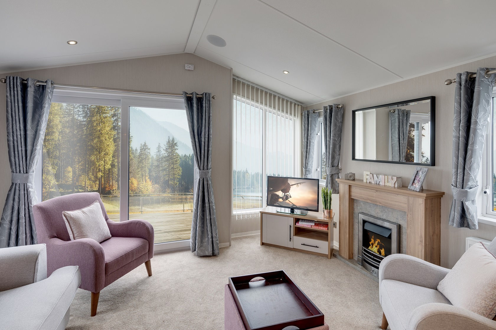 Willerby Waverley: New Static Caravans and Holiday Homes for Sale, On Order Large Image 1