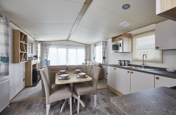ABI The Cove: Static Caravans and Holiday Homes for Sale on Caravan Parks, Borders, Scottish Borders Large Image 1