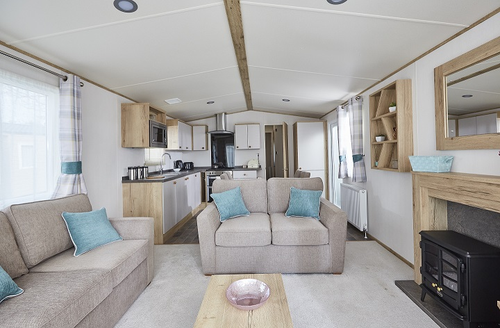 ABI The Cove: Static Caravans and Holiday Homes for Sale on Caravan Parks, Borders, Scottish Borders Large Image 2