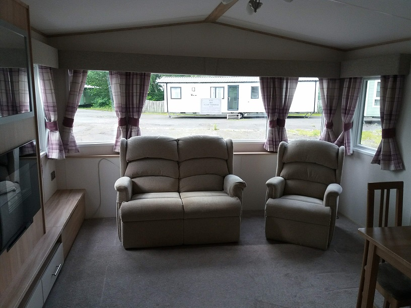 ABI Derwent WCF: Used Static Caravans and Holiday Homes for sale, Clifton, Morpeth Large Image 2