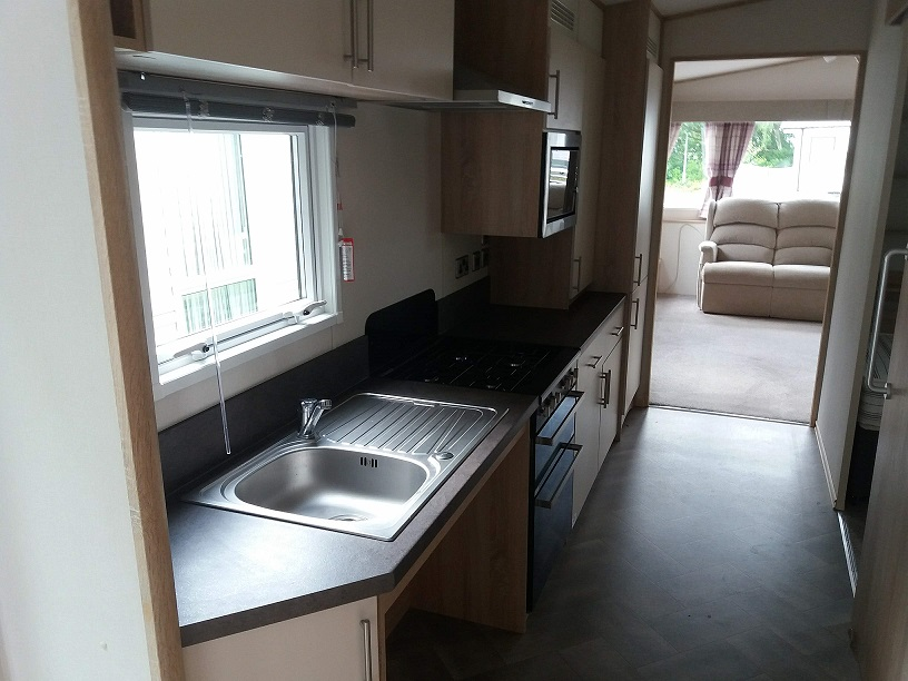 ABI Derwent WCF: Used Static Caravans and Holiday Homes for sale, Clifton, Morpeth Large Image 5
